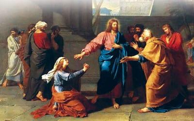 Jesus Refuses To Heal Thrice