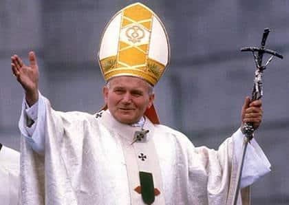 Prayer For Intercession of Pope John Paul II