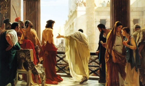 Was Pilate Afraid Of The Jews or Jesus