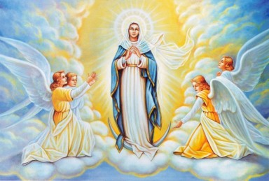 Novena To The Assumption Of Virgin Mary