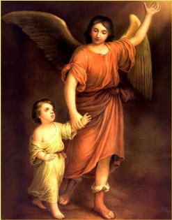 How Guardian Angels Help Us