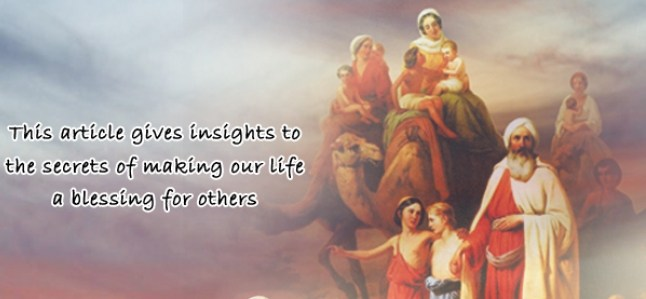 How To Make Our Life A Blessing For Others