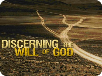 Seek The Will Of God