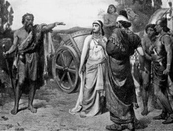 Elijah, Jezebel and Ahab