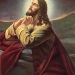 Jesus Christ Praying Wallpapers 01