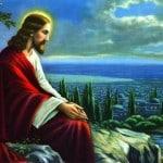 Jesus Christ Praying Wallpapers 04