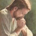 Jesus Christ Praying Wallpapers 05