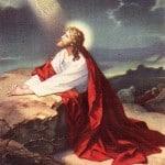 Jesus Christ Praying Wallpapers 06