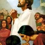 Jesus Christ Praying Wallpapers 12