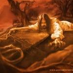 Jesus Christ Praying Wallpapers 14