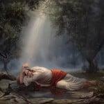 Jesus Christ Praying Wallpapers 15