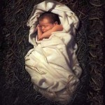 Baby Jesus Sleeping