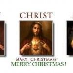Mary Christ Mass