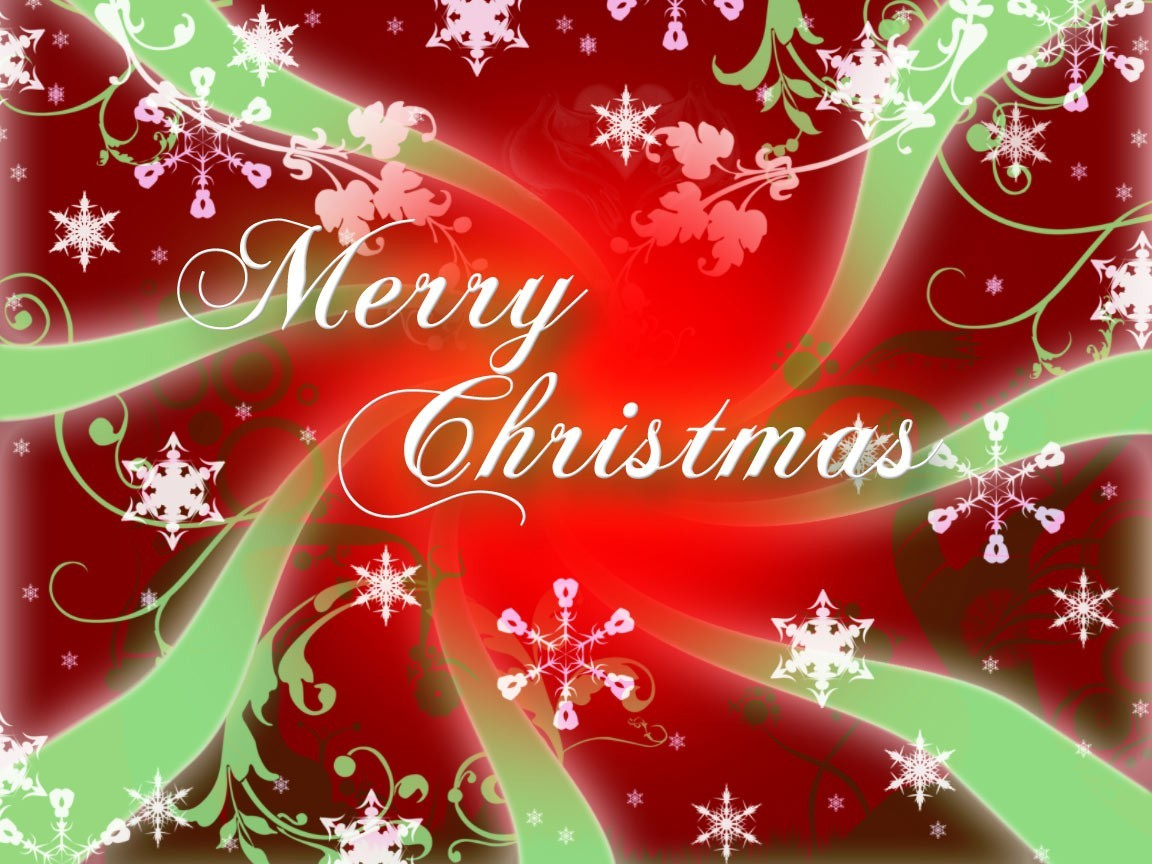 Merry Christmas Wallpaper 09
