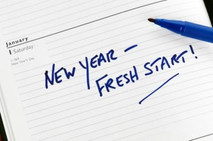 Time For New Year Resolutions