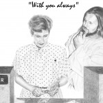 Jesus with Bank Teller