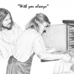 Jesus with Cook