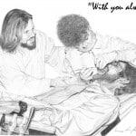 Jesus with Dentist