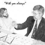 Jesus with Executive