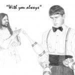 Jesus with Juggler