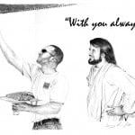 Jesus with Stucco