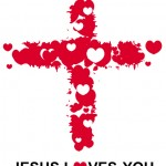 Jesus Loves You Icon 04