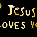 Jesus Loves You Icon 12