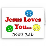 Jesus Loves You Icon 13