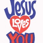 Jesus Loves You Icon 18