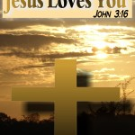 Jesus Loves You Wallpaper 03