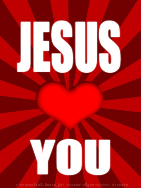 Jesus Loves You Wallpapers