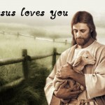 Jesus Loves You Wallpaper 13