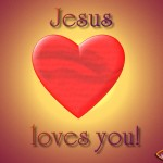 Jesus Loves You Wallpaper 15