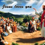 Jesus Loves You Wallpaper 17