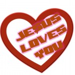 Jesus Loves You Wallpaper 20