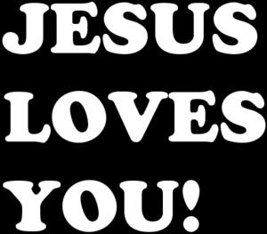 Jesus Loves You Wallpaper 21