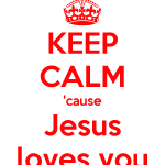 Jesus Loves You Wallpaper 24
