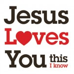 Jesus Loves You Wallpaper 28