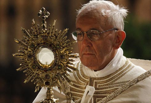 Eucharist - Sacrament Of The Altar