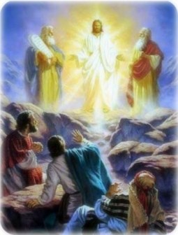 The Meaning Of Jesus Transfiguration