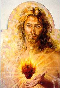 Receive The Sacred Heart Of Jesus