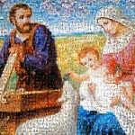 Holy Familly Mosaic