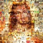 Jesus Mosaic Zoomed