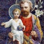 Saint Joseph Mosaic
