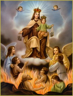 The Month Of The Holy Souls In Purgatory