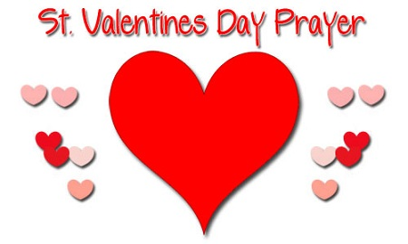 A Prayer for Valentine's Day