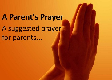 Prayer For Parenting A Child Properly