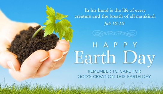 Earth Day Christian Thoughts