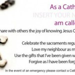 As A Catholic