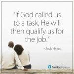 If God Called Us